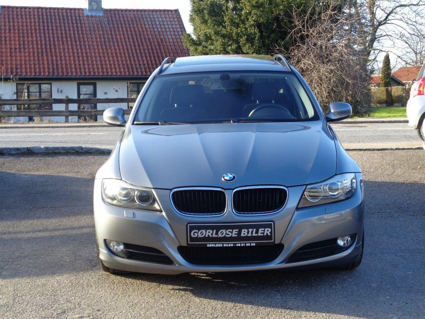 BMW 318i 2,0 Touring Steptr. 5d