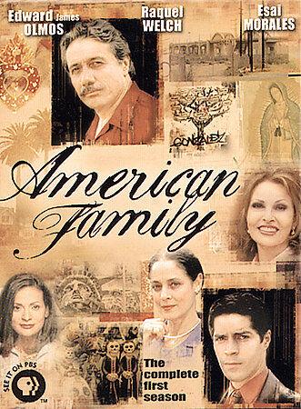 American Family - Season 1 DVD, 2003, 6-Disc Set, Six Disc Set  - $40.00