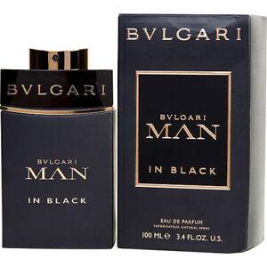 bb3961de8e6 Bvlgari Man in Black Cologne Men Perfume Eau De Parfum Spray 3.4 Oz 100ml