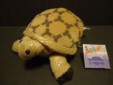 Zoona Wildlife Plush Stuffed Animal Desert Tortoise Turtle Toy with Tag