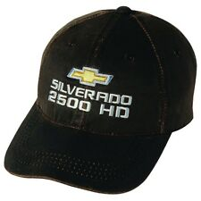 Chevy Chevrolet Silverado 2500 HD Weathered Brown Hat