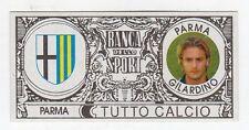 figurina - TUTTO CALCIO EURO MONETE  - PARMA GILARDINO