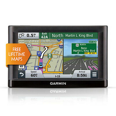 Garmin Nuvi 55LM 5 Inch GPS with FREE Lifetime Map Updates 010-N1198-01