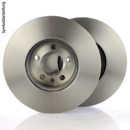 2x Bremsscheibe 247mm 4-Loch Vorderachse CITROEN //// PEUGEOT 106 205 206 306 309