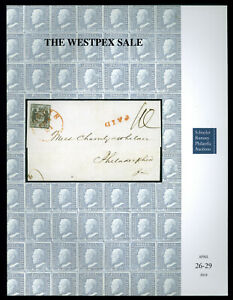 Schuyler-Rumsey-Auction-Catalog-Sale-78-The-WESTPEX-Sale-Apr-26-29-2018