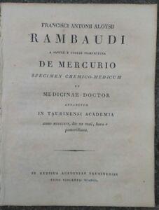 1811-CHIMICA-MEDICINA-039-DE-MERCURIO-039-STUDIO-DI-F-A-A-RAMBAUDI-DA-SANFRE-039-CUNEESE