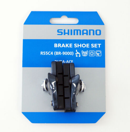 Shimano ULTEGRA R55C4 Cartridge Type Brake Shoe Set Pair BR-6800 Y8LA98030