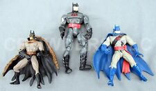 Legends of Batman Action Figures Buccaneer Viking Costumes & Knight Force Ninjas