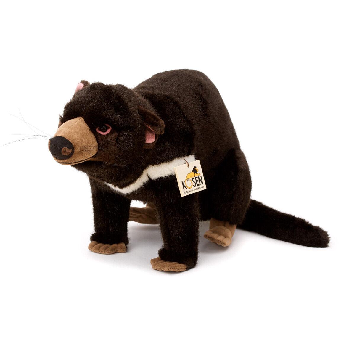 Tasmanian Devil - Splendido Peluche Collezionisti Giocattolo Morbido - Kosen /