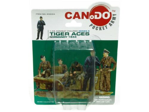 Details about  /DRAGON 1//35 WWII German Tiger Ace Seated Model Tank Rider Figure A FREE SHIPPING