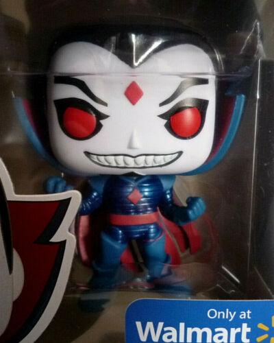 X-Men Mister Sinister Metallic Walmart Exclusive Funko Pop