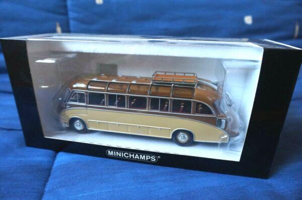 Intenzionale Minichamps 1/43 - Setra S8 - 1951 Con Il Miglior Servizio