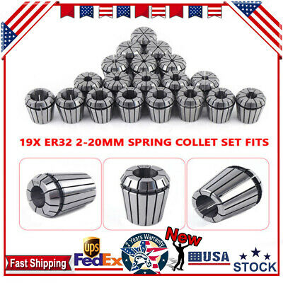 ER25 12mm Metric Spring Collet For CNC Milling Machine Engraving Lathe Tools