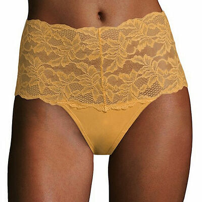 7 Pickled Beet Limited Edition Ambrielle Women/'s Bikini Panties Size LARGE