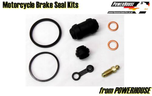 Suzuki XF 650 Freewind 97-01 rear brake caliper seal repair kit 2000 2001