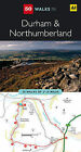 Durham and Northumberland by AA Publishing (Paperback, 2009)