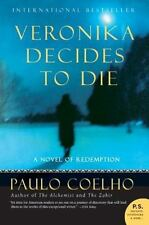 VERONIKA DECIDES TO DIE by Paulo Coelho FREE SHIPPING paperback book veronica