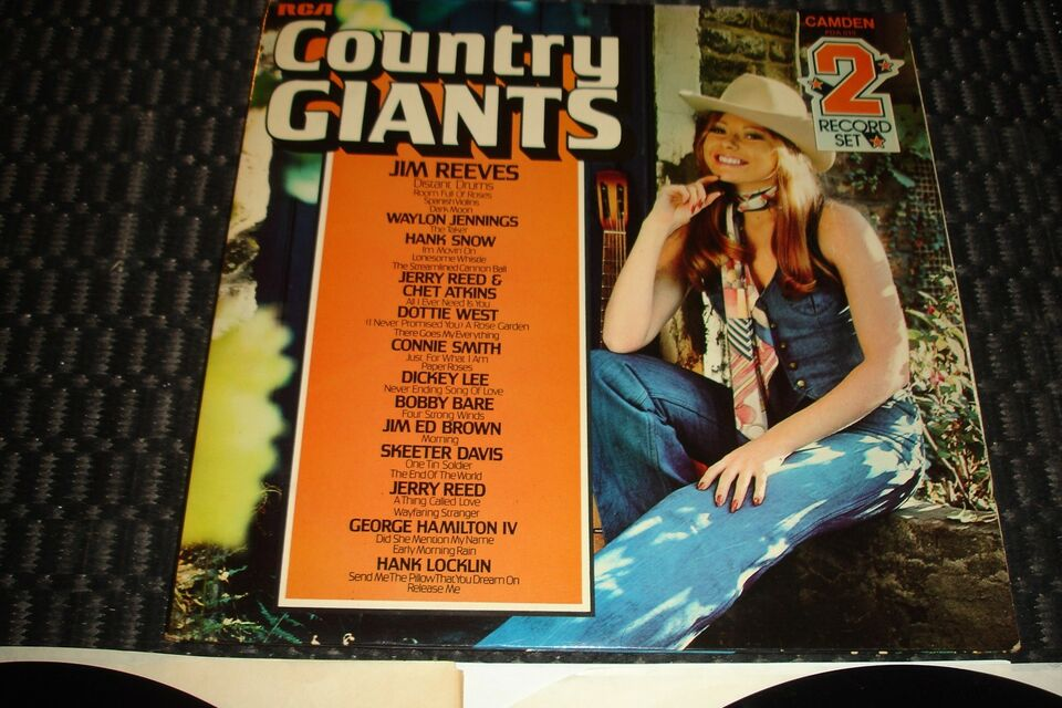 LP, Country Giants , Country