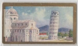 Leaning-Tower-Of-Pisa-and-The-Cathedral-Catholic-Church-90-Y-O-Ad-Trade-Card