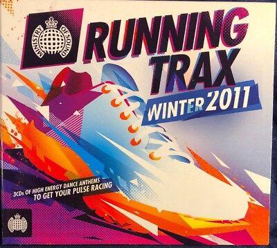 ministry of sound running trax winter 2017