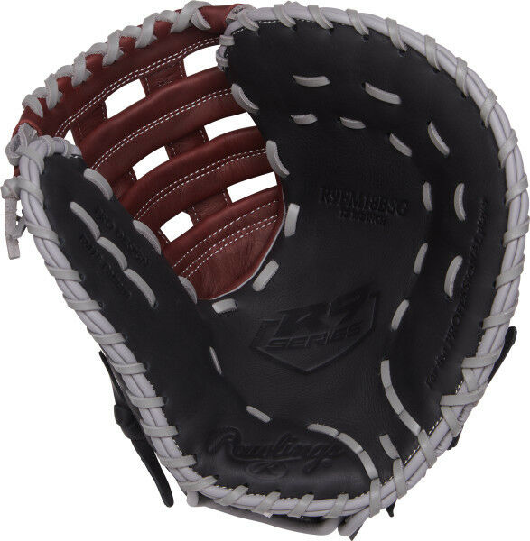 Rawlings R9 Series 12.5  1st Base Baseball Mitt