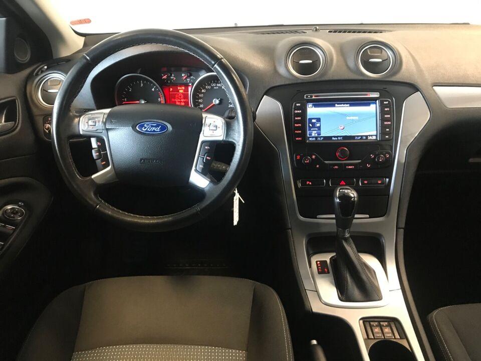 Ford Mondeo 2,0 TDCi 140 Titanium stc. aut. Diesel aut.