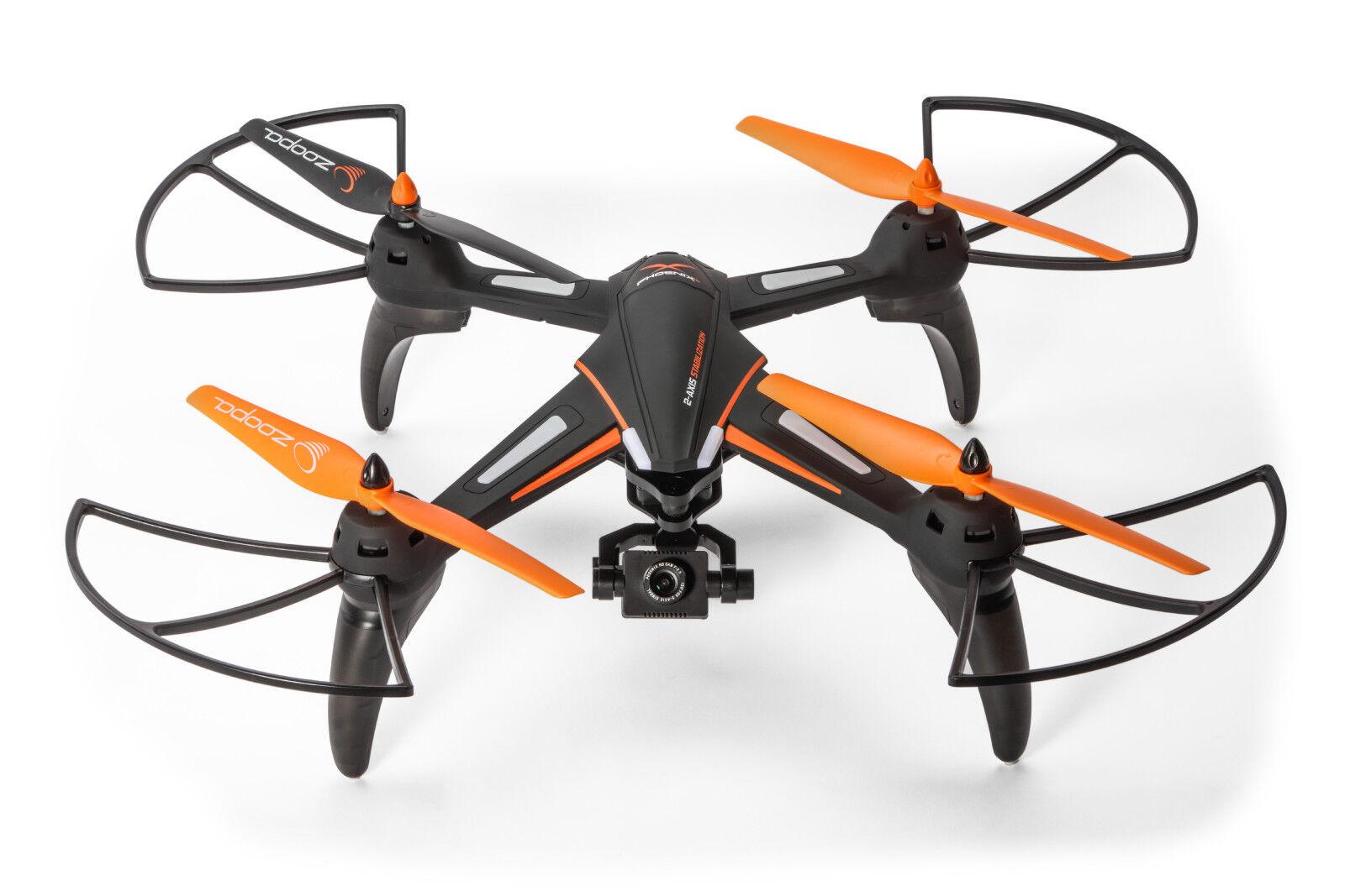 Zoopa q900 Phoenix HD Drone con corsa e HD-film funzionalità
