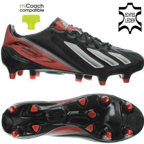 adidas F50 Adizero XTRX SG Men 's Football Boots - noir - noir, 6 UK EU