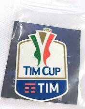 Patch Badge Coppa Italia TIM CUP maglia Lega Calcio Ufficiale 2016/17 Originale