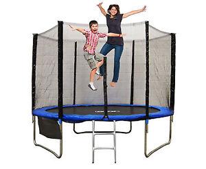 3m trampolin sicherheitsnetz geh use leiter regenh lle. Black Bedroom Furniture Sets. Home Design Ideas