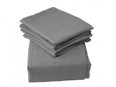 NEW DEEP POCKET HOME COLLECTION SERIES (6) PIECE SUPER SOFT BED SHEETS SHEET SET
