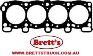 Ford-Courier-PC-4-2-2L-2184cc-1985-1996-Gasket-Cylinder-Head-Gasket-BN620A-2200