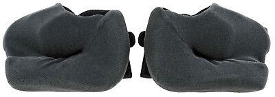 Arai Helmets Cheek Pads Vector Cheekpads Set Pair All Sizes Chaser Padding
