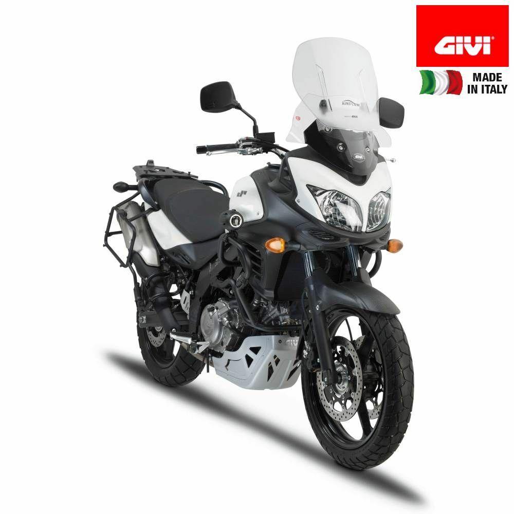 Adh/ésifs Protection D/éflecteurs 01 Compatible avec Suzuki V-Strom 650 2017-18