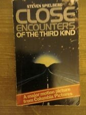 Steven Spielberg's Close Encounters of the Third Kind.Sphere books 1978.
