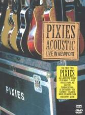 Pixies - Acoustic Live In Newport  (DVD)  NEW/Sealed !!!