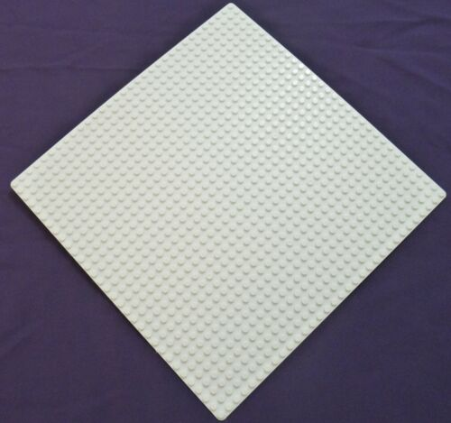 X-Large BASE PLATE 50 x 50 Studs 40cm Compatible Construction Building Blocks UK