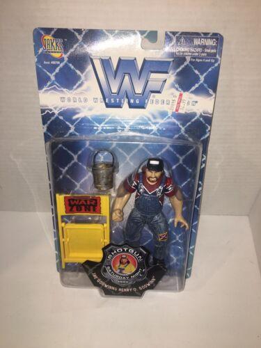 Henry Godwinn WWF WWE Jakks Figurine FUSIL samedi soir 1 1998