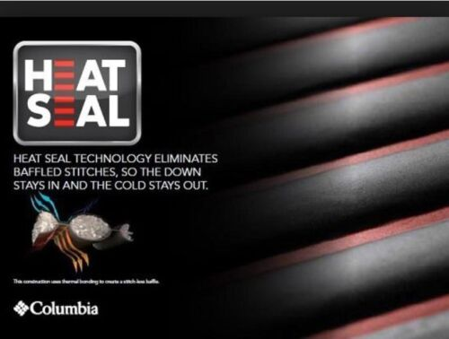 Shield 650-Fill Down Jacket Coat New Womens Columbia Lake 22 Heat Seal