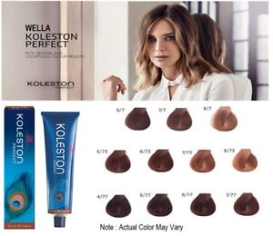 Image is loading Wella-Professional-Koleston-Perfect-Hair-Color-Dye-Tint- 268ddcb15ea
