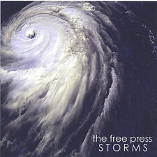 Storms The Free Press MUSIC CD