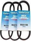 Carlisle - MAX1119M3 - Ultimax Max Drive Belt, 1 3/8in. x 45 1/4in.