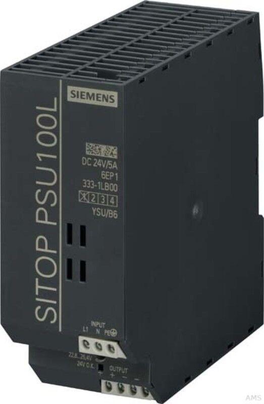 Siemens Stromversorgung 5A 120 230V24VACDC 6EP1333-1LB00 | Vollständige Spezifikation