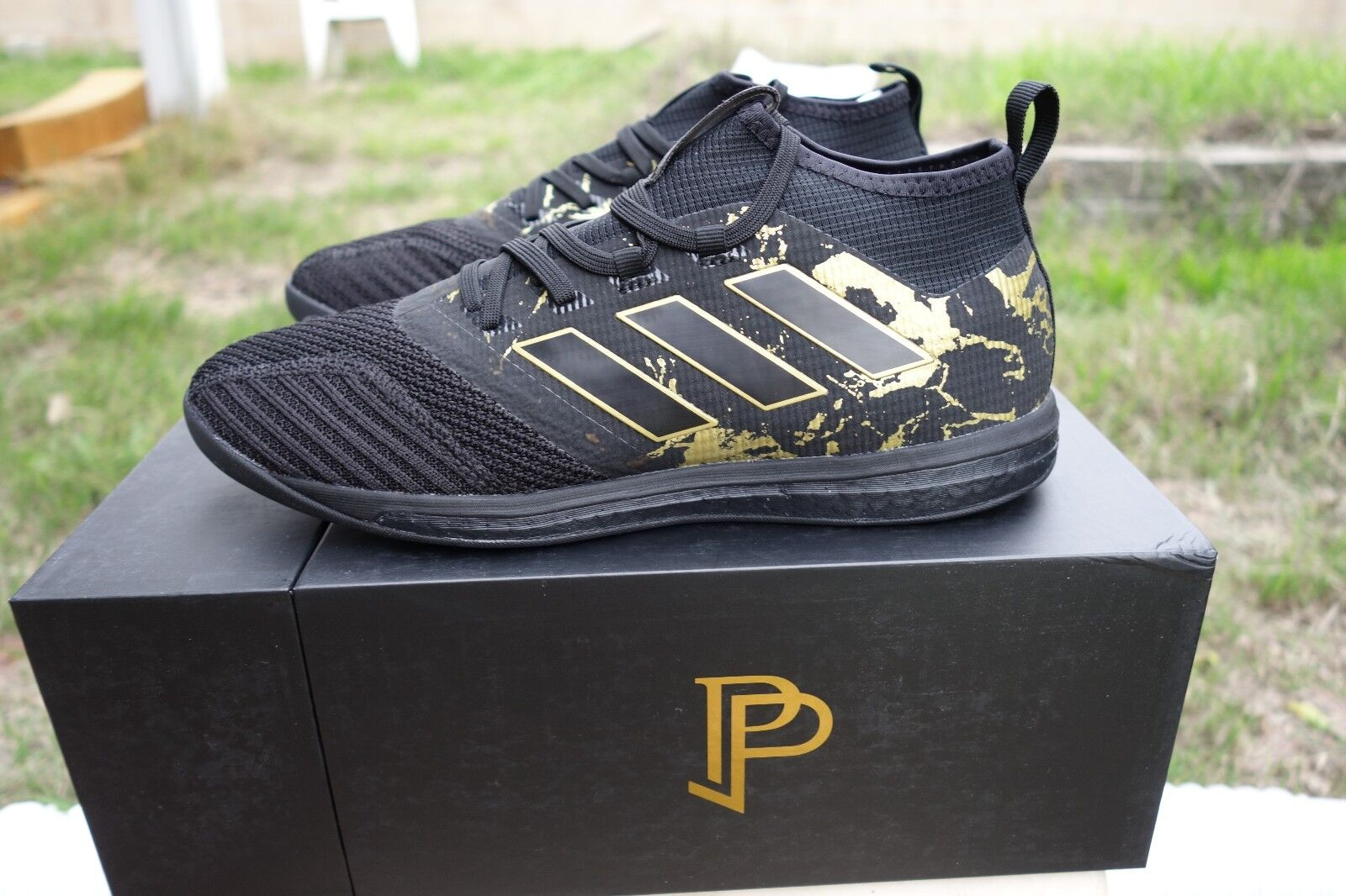 Adidas x Paul Pogba PP Ace Tango 17.1 TR BY9161 size 9.5