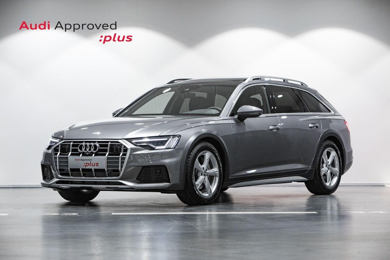 Audi A6 allroad 50 TDi quattro Tiptr. 5d - 849.000 kr.