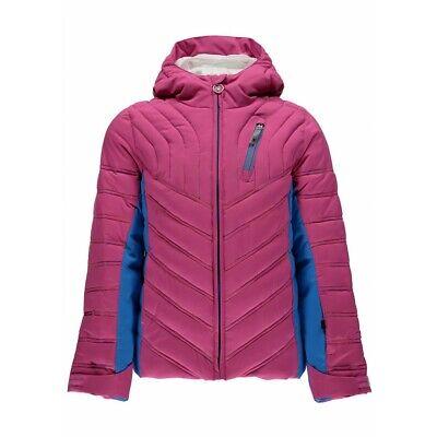 Ski Snowboarding Winter Jacket Girl/'s Spyder Girls Hottie Jacket Size 14 ,NWT