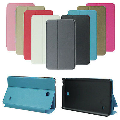 New Case Stand Cover For Samsung Galaxy Tab 4 7Inch Tablet SM-T230 Price Cut