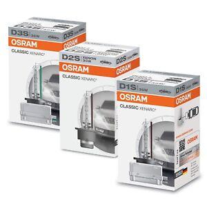 OSRAM-Xenarc-Classic-Xenon-Car-Headlight-Bulbs-D1S-D2S-D3S-Fittings-Single