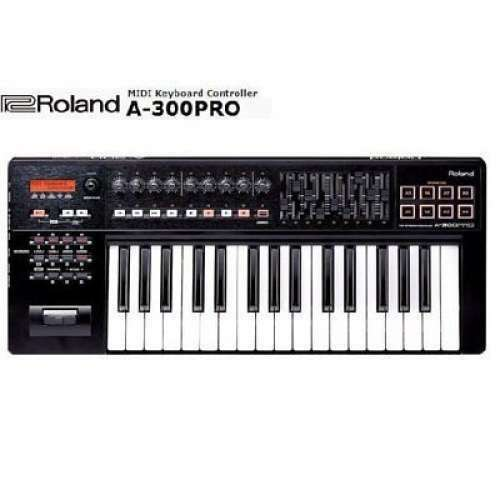 Roland A-300PRO-R   MIDI keyboard controller Roland A300PRO-R from japan