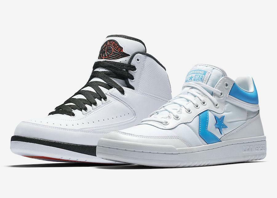 Mens Mens Mens Air Jordan x Converse Alumni Pack Retro 2 II Multi colore 917931-900 645aed